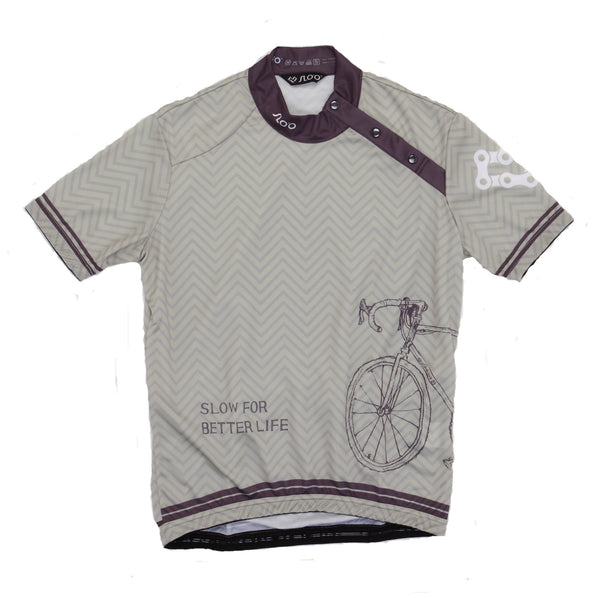 M's Classic Cycling Jersey - Vintage Bicycle Tea