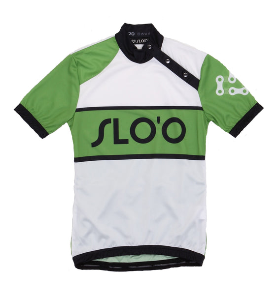 M's Classic Cycling Jersey - Retro Green
