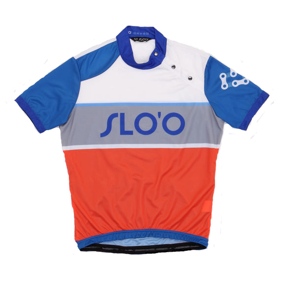 M's Classic Cycling Jersey  - Retro Orange