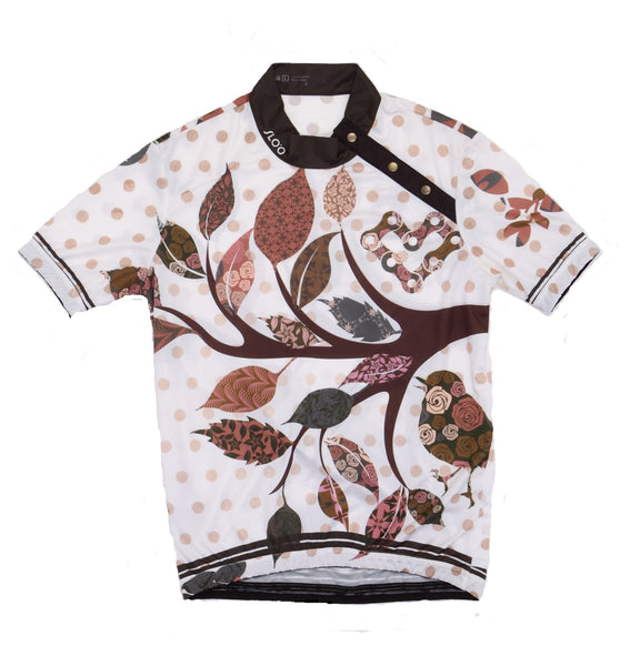 M's Classic Cycling Jersey - Nature White