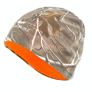 Waterproof Cold Weather Camo Reversible Beanie