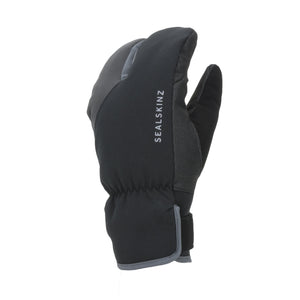 Waterproof Extreme Cold Weather Cycle Split Finger Glove