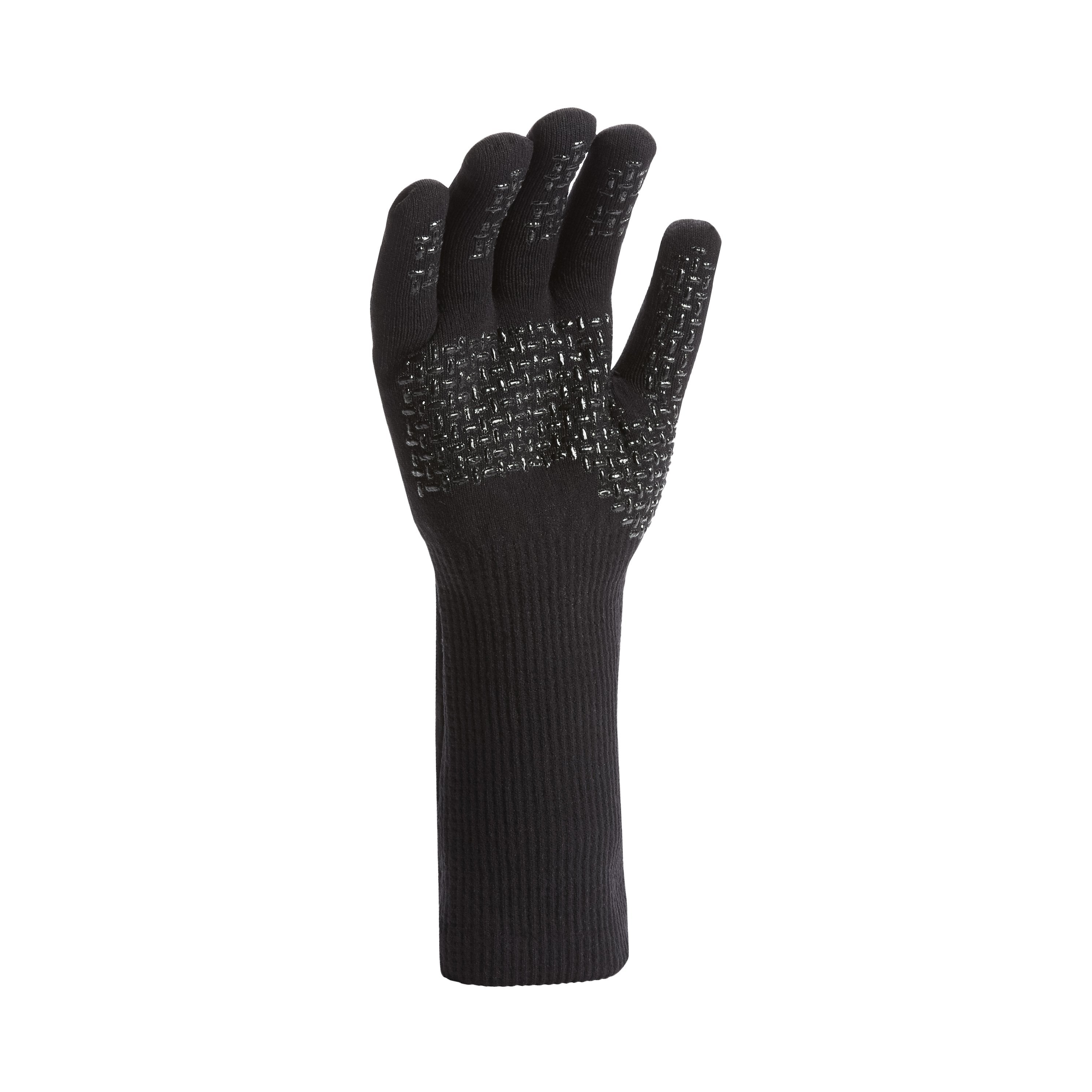 Waterproof All Weather Ultra Grip Knitted Gauntlet