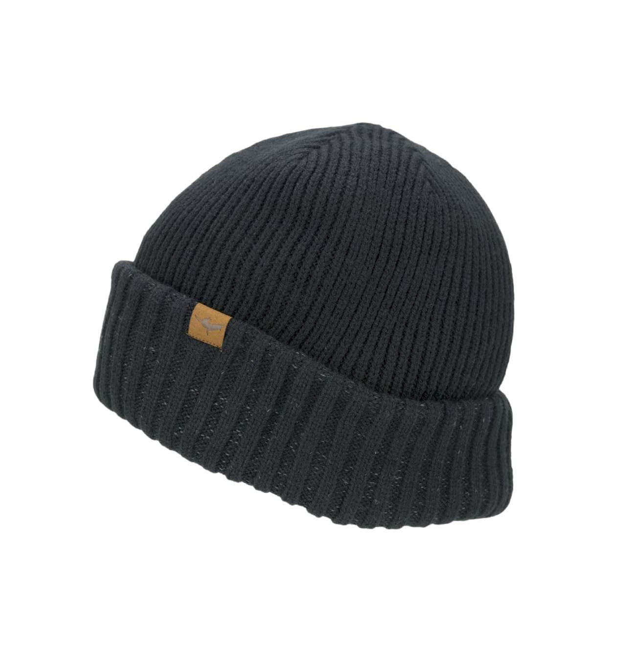waterproof-cold-weather-roll-cuff-beanie-hat