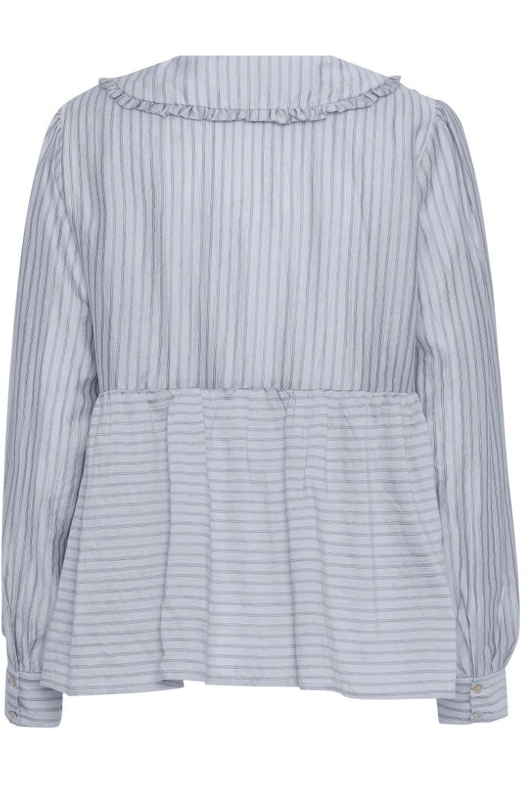 Karoline Shirt i Light Blue