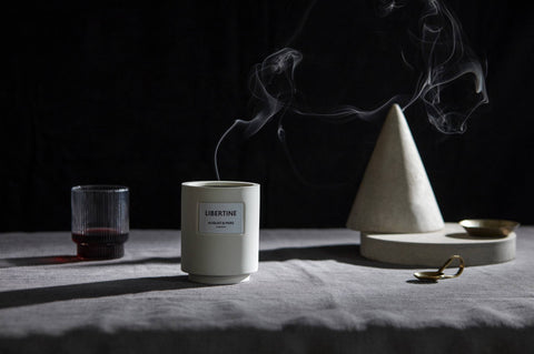 August and Piers Candles luxury candles