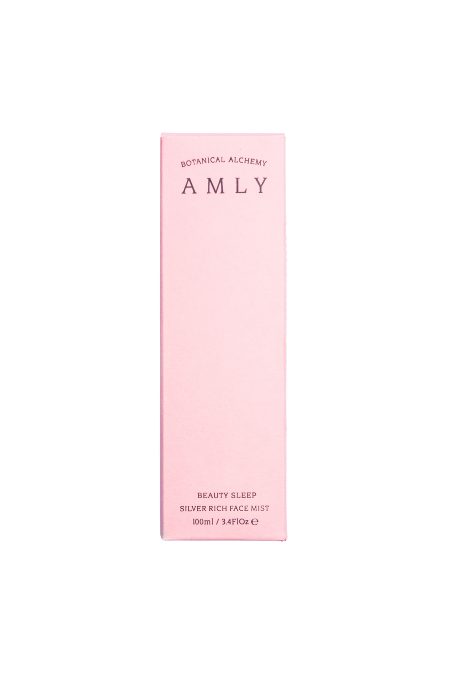 AMLY - Beauty Sleep Silver Rich Face Mist
