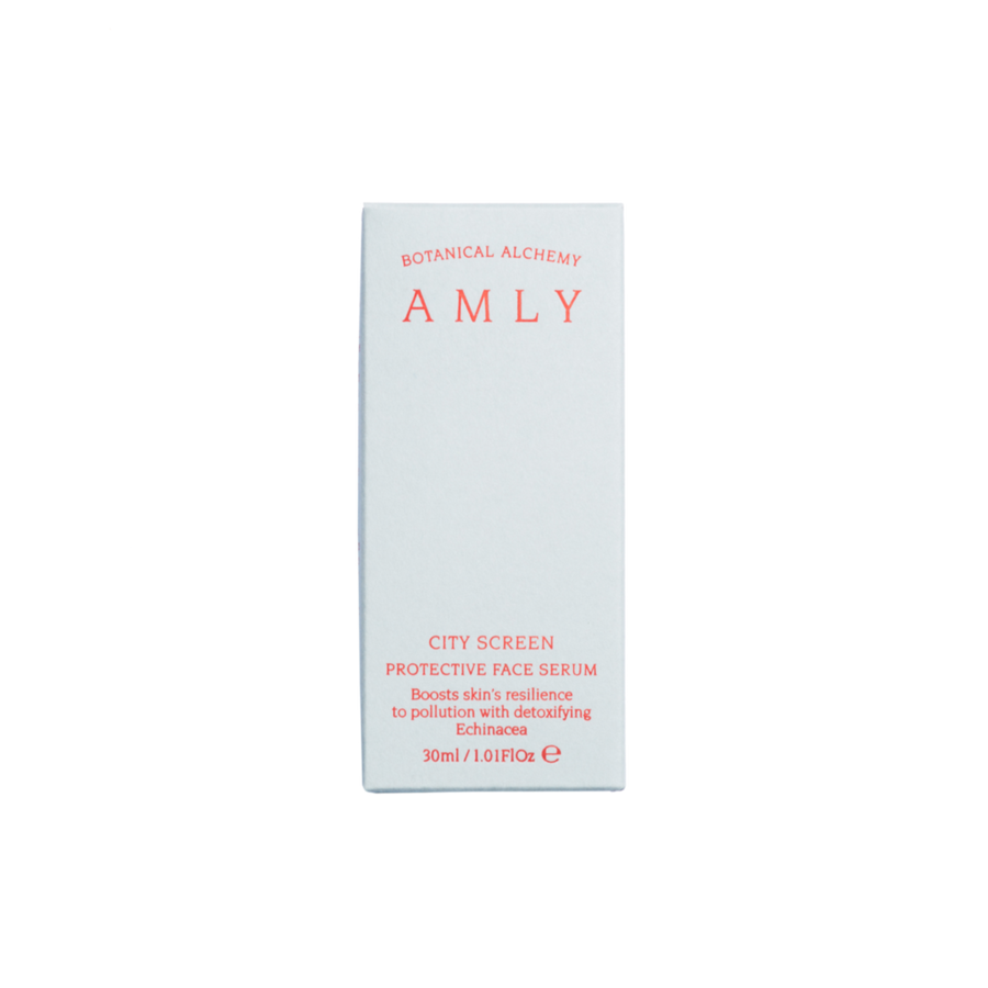 AMLY - City Screen Face Serum