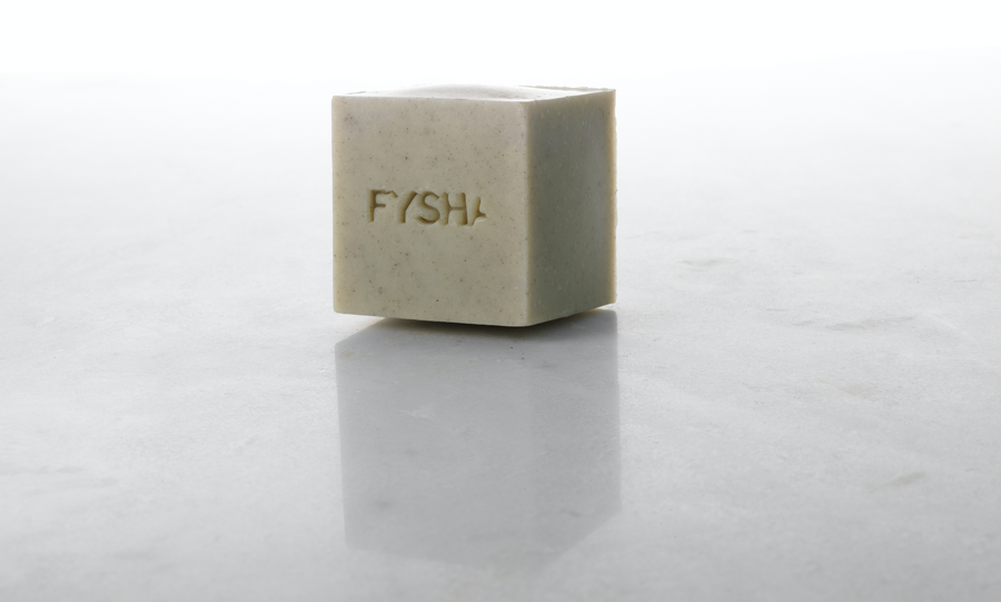 FYSHA - Grapefruit & Dead Sea Mud Soap
