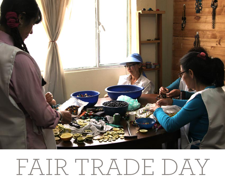 Today Is World Fair Trade Day