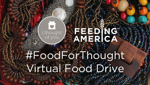 #FoodForThought Virtual Food Drive