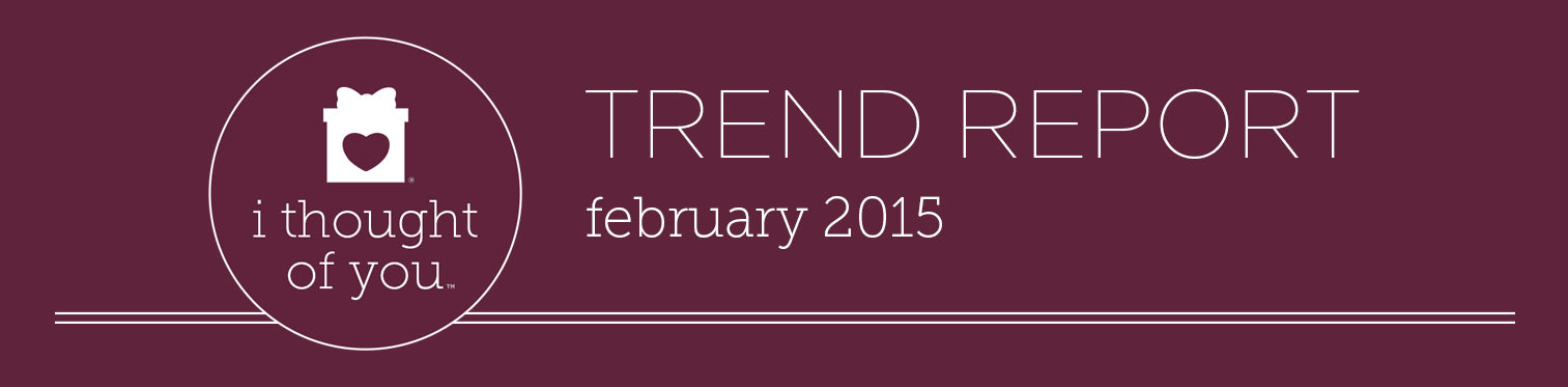February 2015 Trend Report