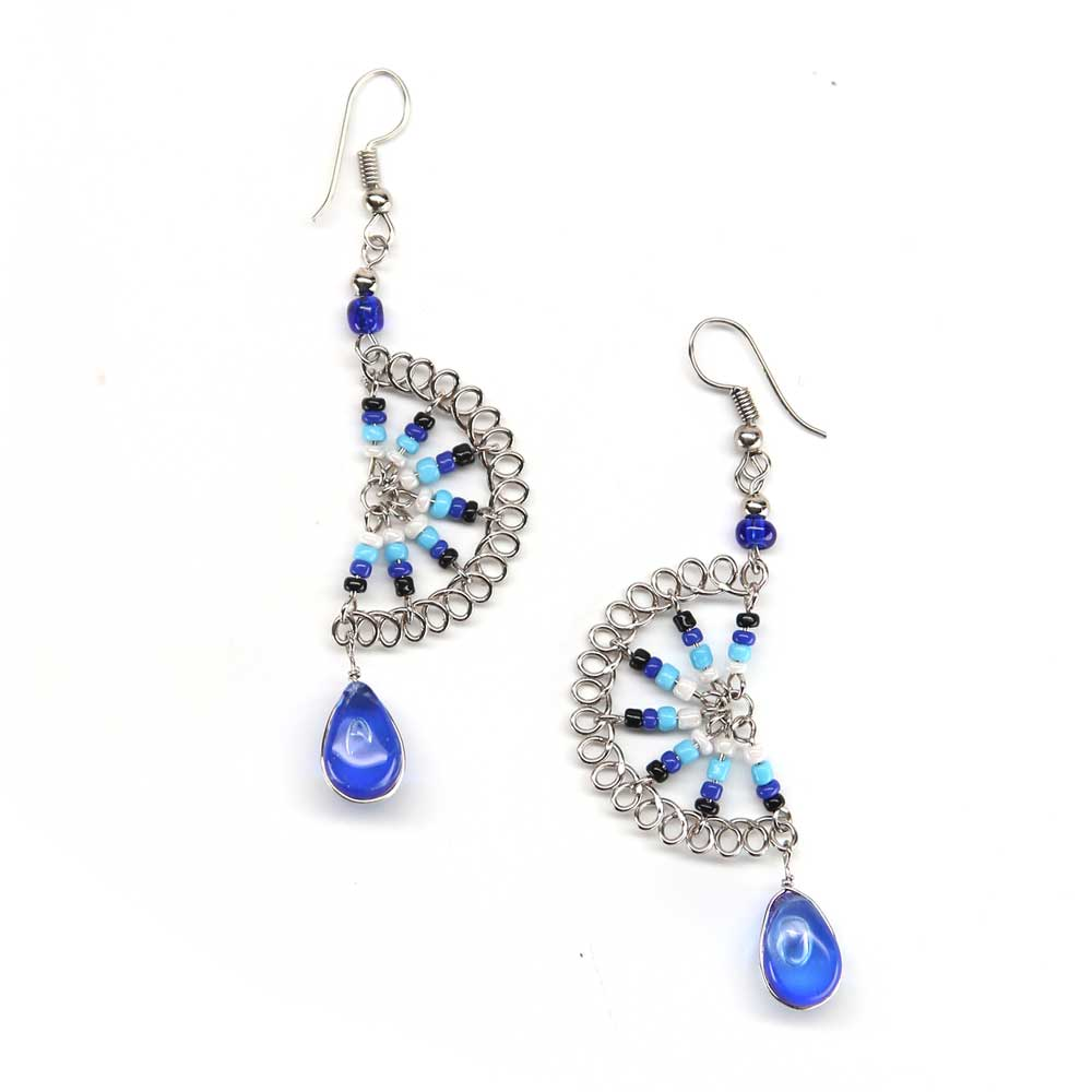Banada Earrings - Midnight