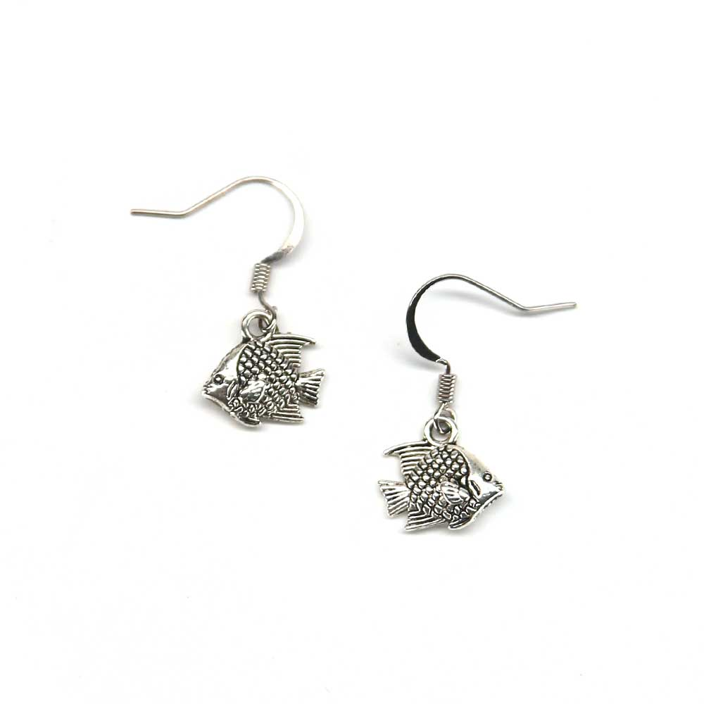 Butterfly Fish Earrings