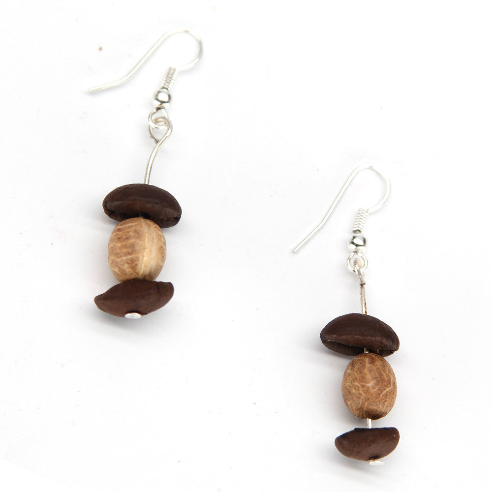 Cafe Earrings