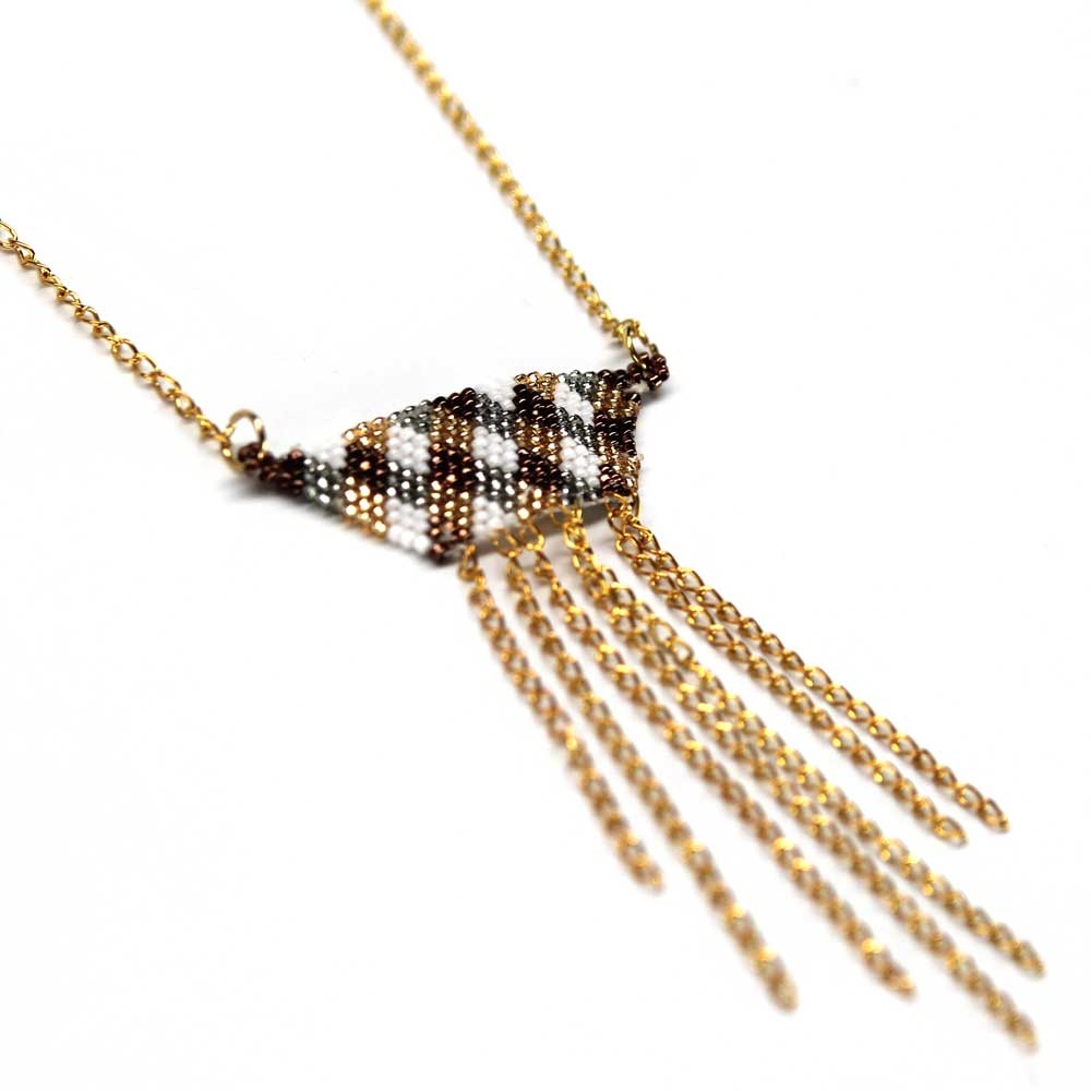 Cheka Necklace