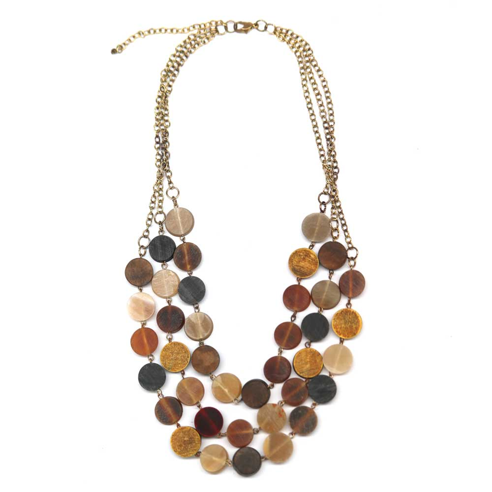 Disca Necklace