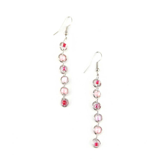 Donda Earrings - Bubblegum