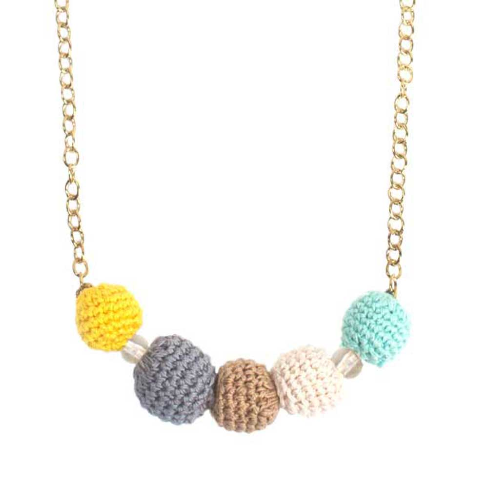 Endi Necklace - Golden