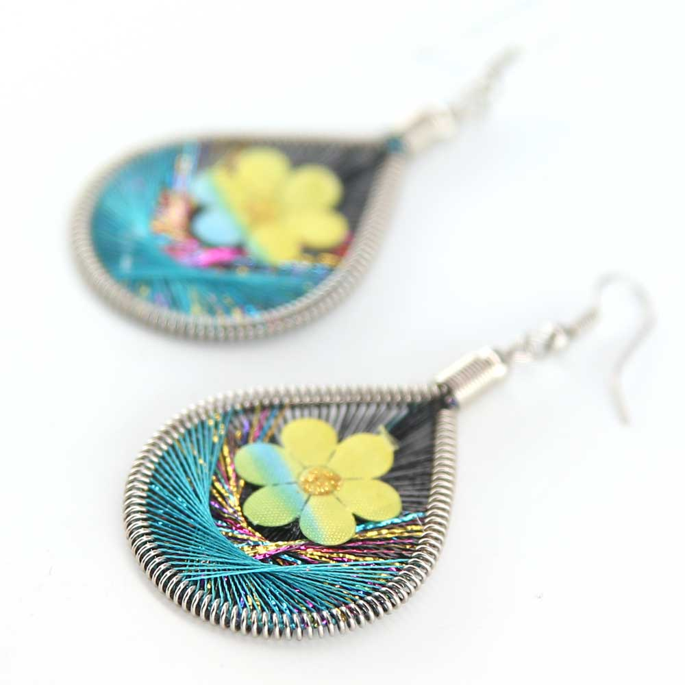 Flor Lagri Earrings