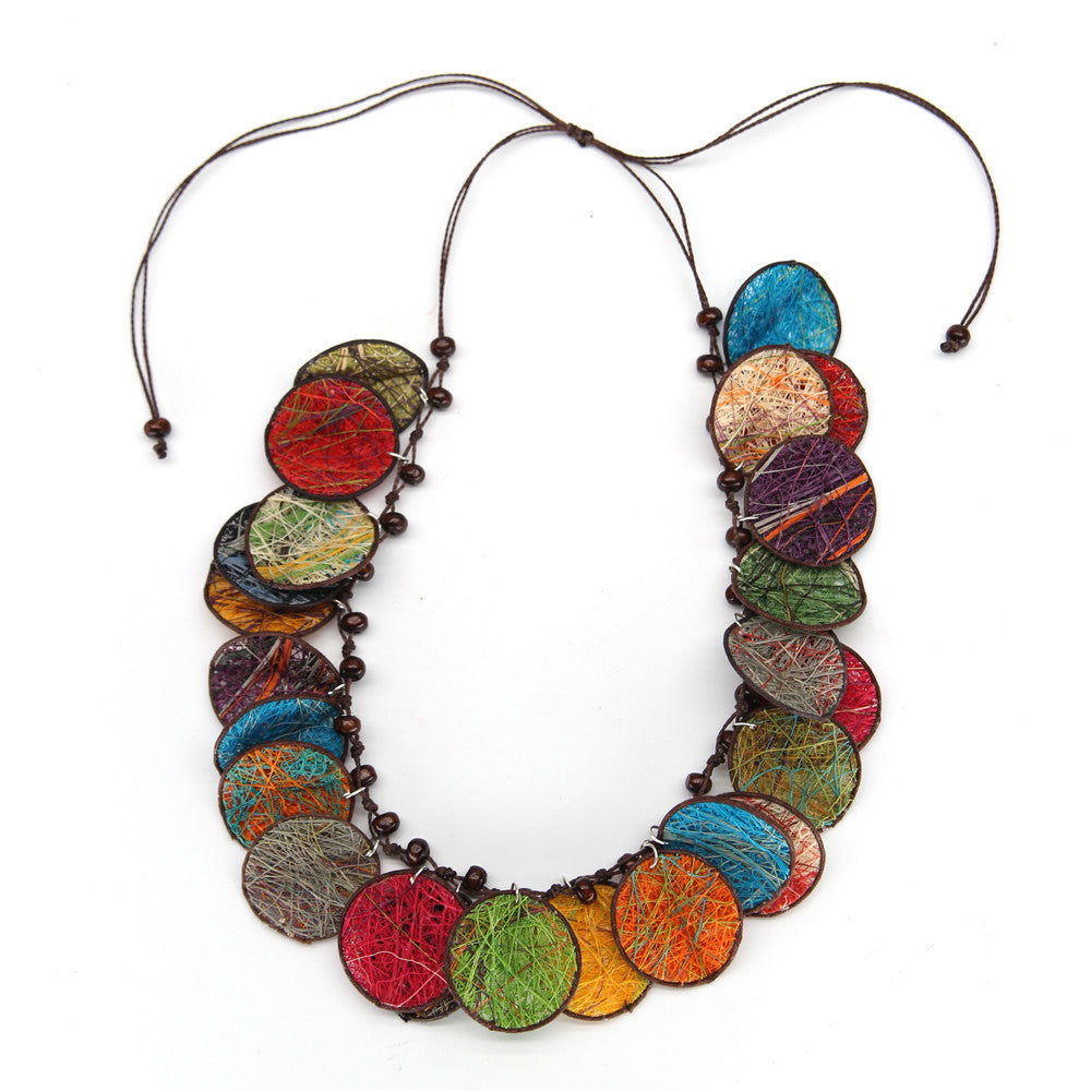 Folla Necklace