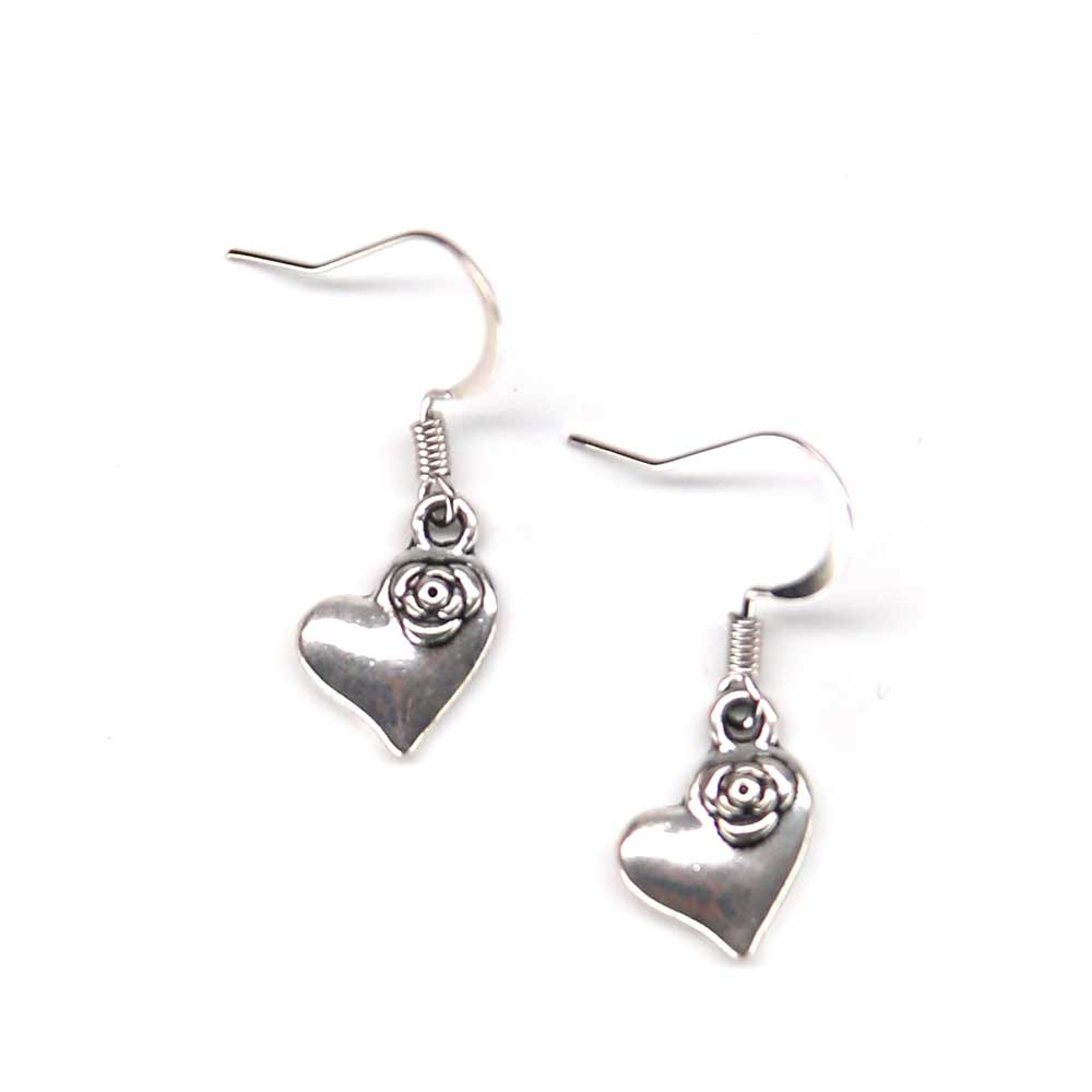 Full Hearts Earrings