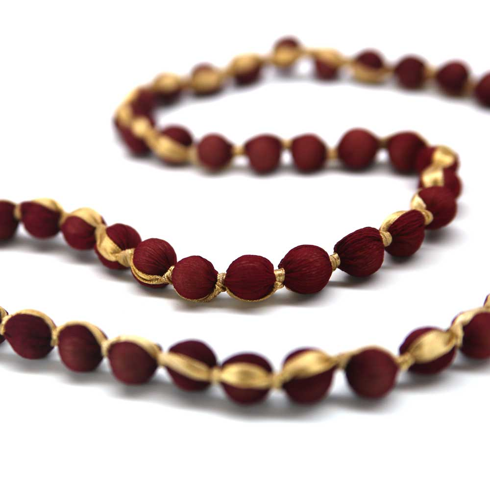 Kapada Necklace - Crimson