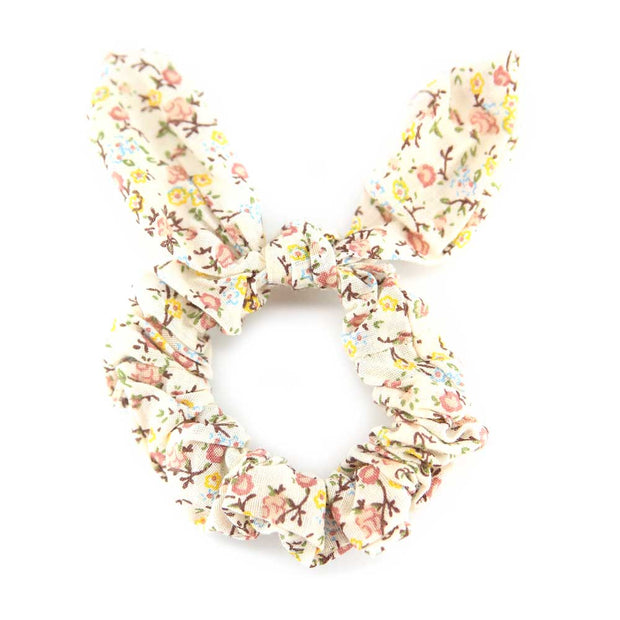Kapi Scrunchie - Cream