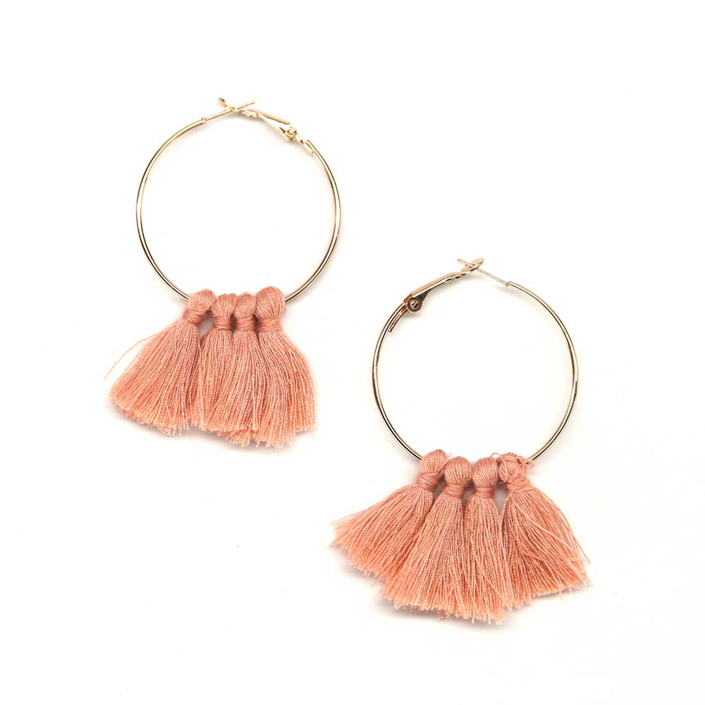 Kapo Hoop Earrings