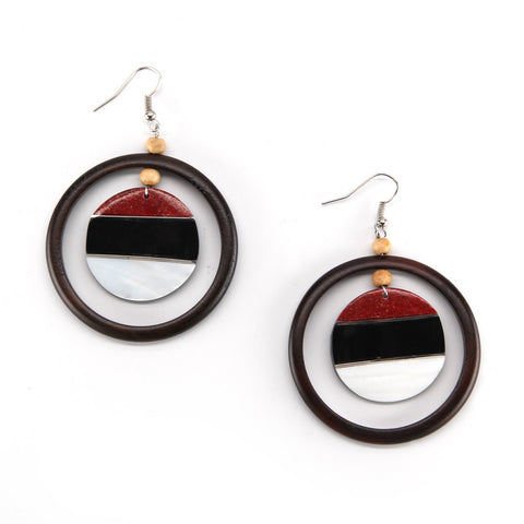 Kesu Earrings