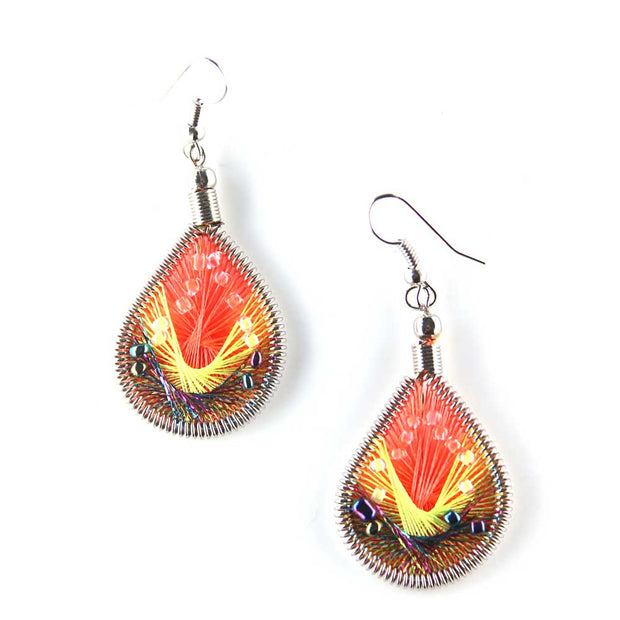 Lagri Earrings - Sunset