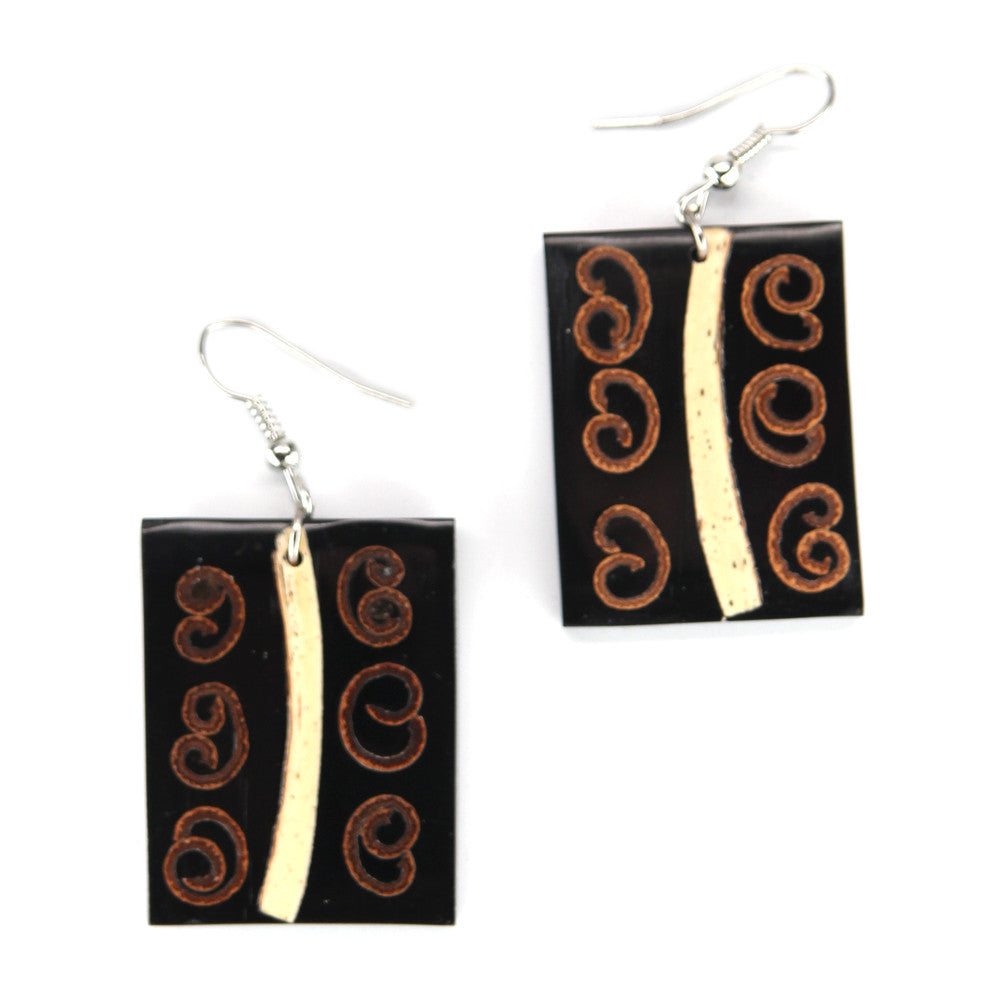 Maca Earrings