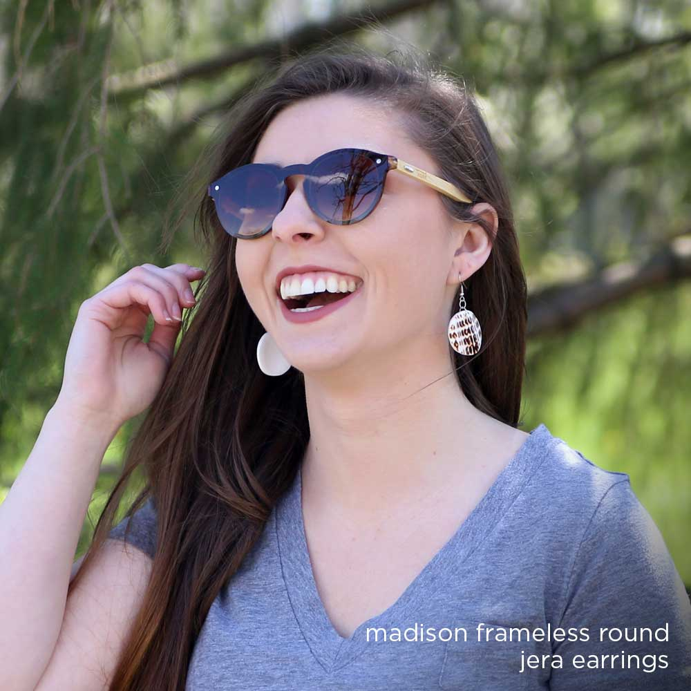 Madison Frameless Round