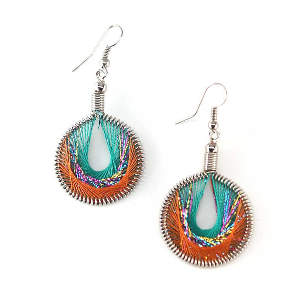 Marca Earrings - Autumn Breeze