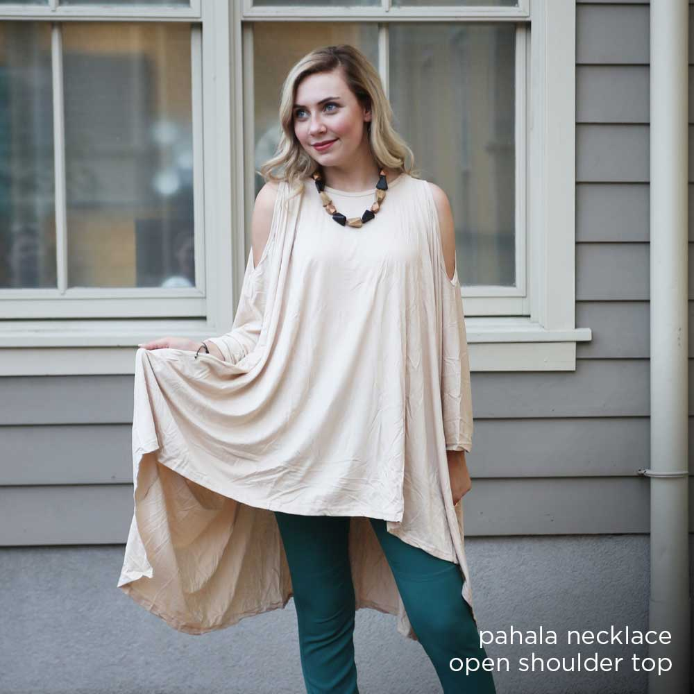 Open Shoulder Top (wear it 12+ ways)