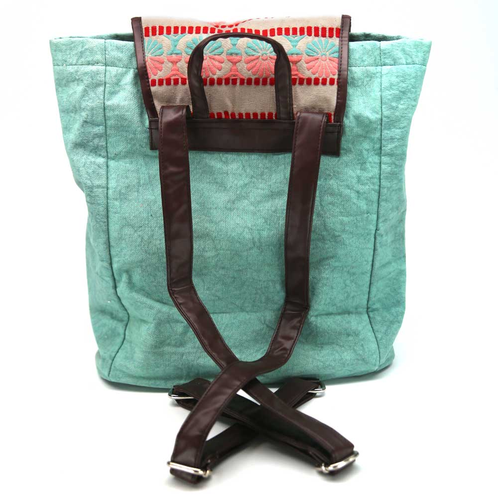 Teeja Backpack Tote