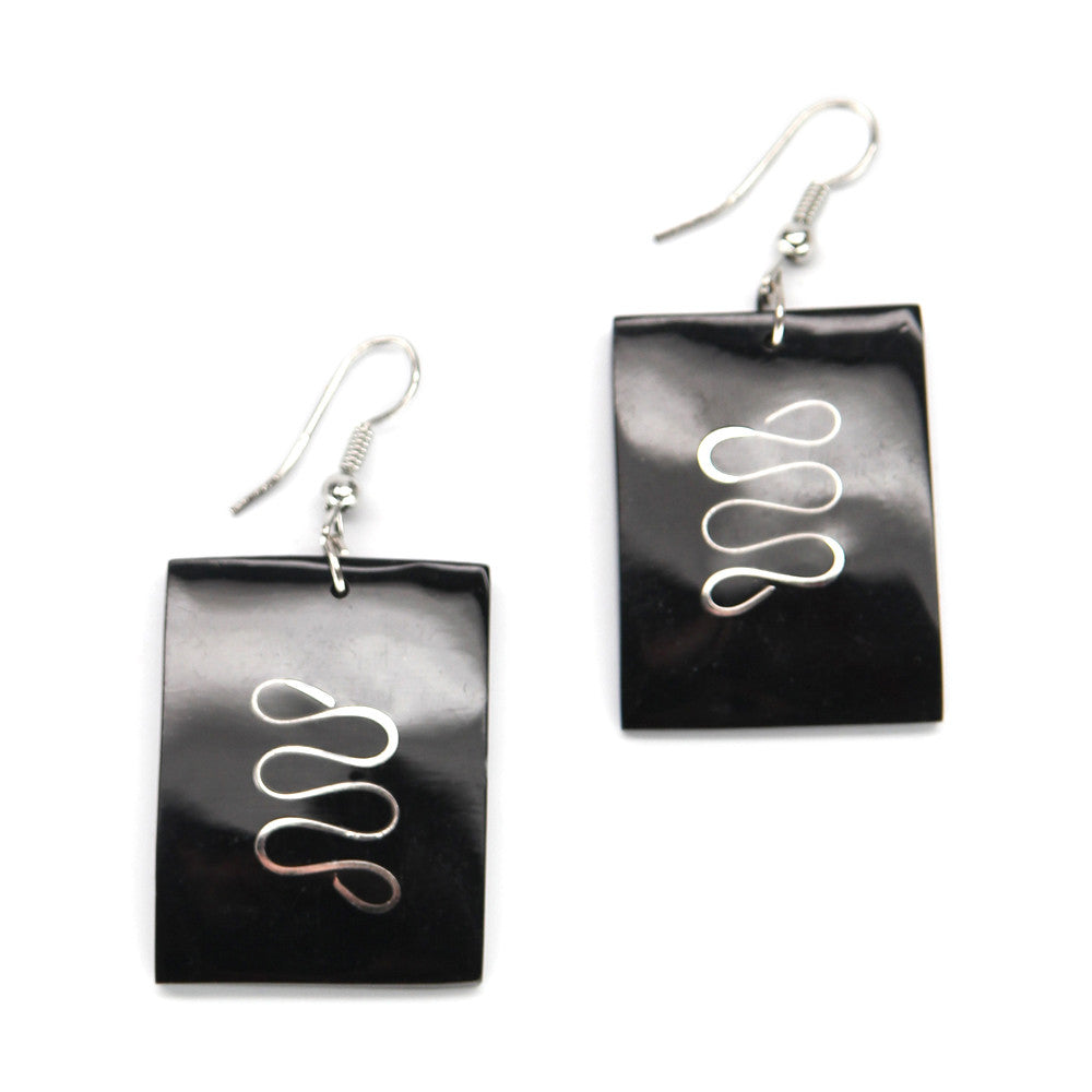 Ular Earrings