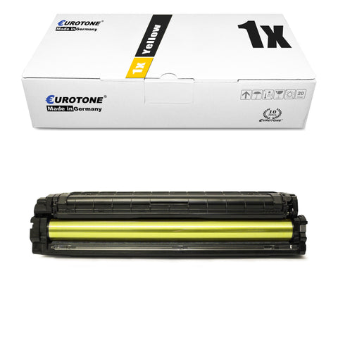1x Alternativer Toner für Samsung CLT-Y506L Gelb
