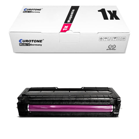 1x Alternativer Toner für Ricoh 407718 Magenta