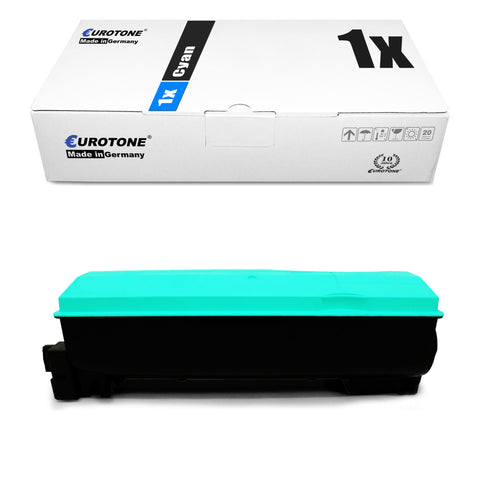 1x Alternativer Toner für Triumph-Adler 4452110011 Cyan