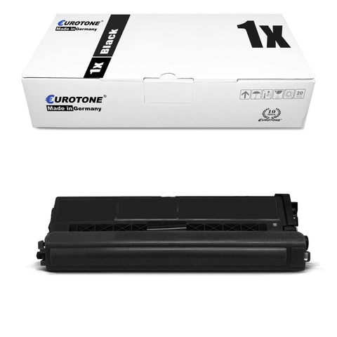1x Alternativer Toner für Brother TN900BK Schwarz