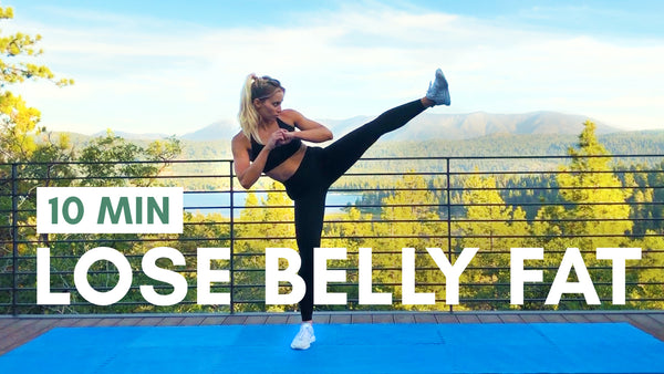 Blast Belly Fat With This HIIT Workout