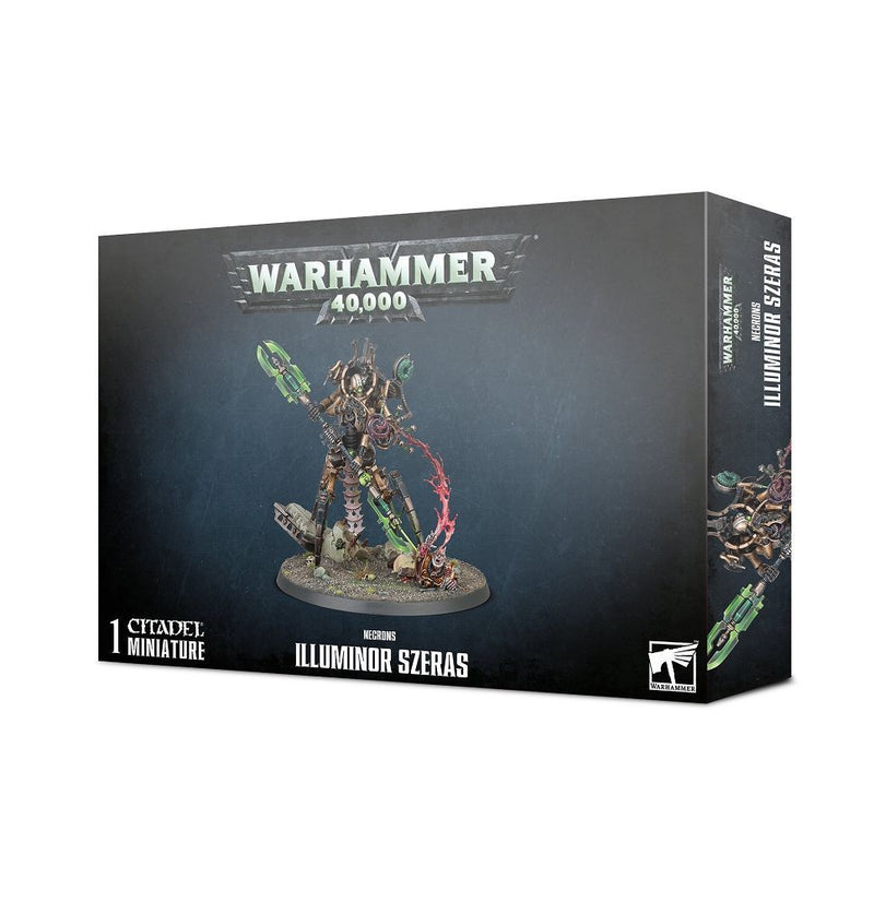 Necrons: Illuminor Szeras