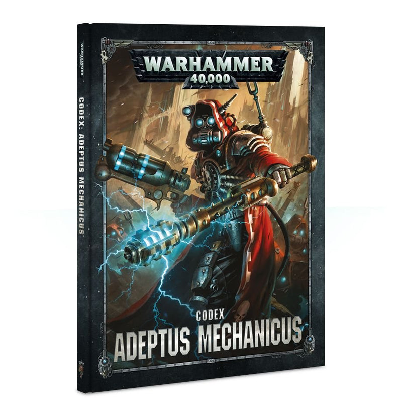Codex: Adeptus Mechanicus 8th Edition