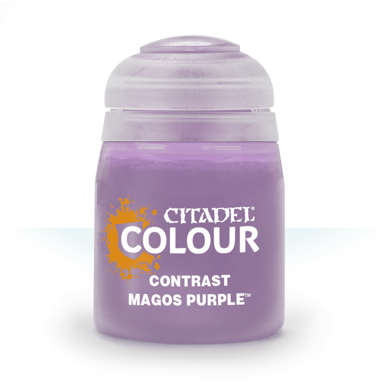 Magos Purple - Contrast