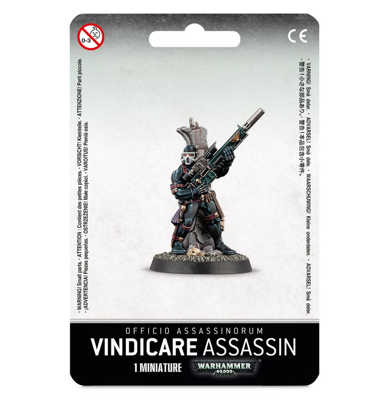 Officio Assassinorum: Vindicare Assassin