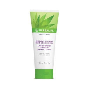 Lozione Mani e Corpo Herbal Aloe