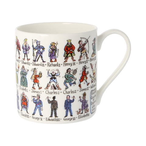 Kings and Queens Mug