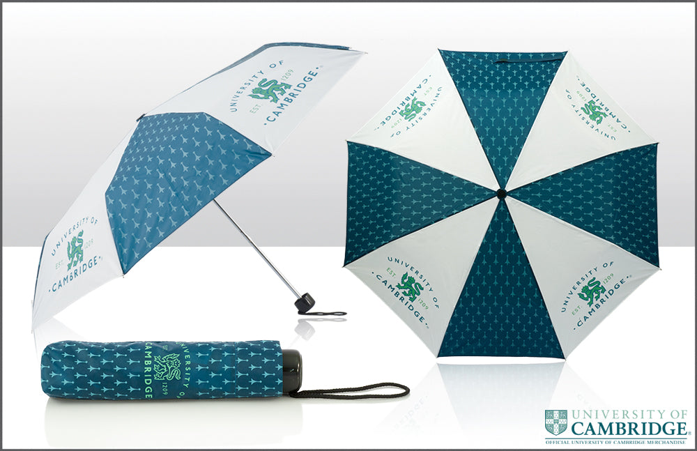 Cambridge University Logo Umbrella