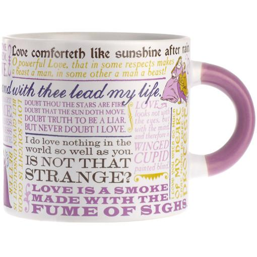 Shakespeare Love Mug